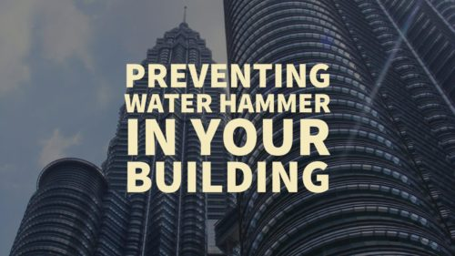 Building Water Hammer