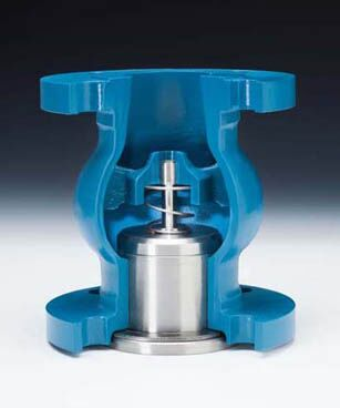 Spring Assist Check Valve DFT Inc.