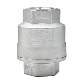 Restrictor Check Valves