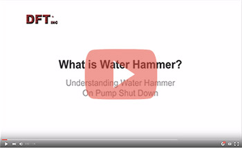 youtube video waterhammer animation
