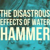 Preventing Water Hammer | DFT® Inc