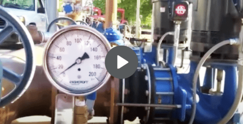 Axial Flow Check Valve Video