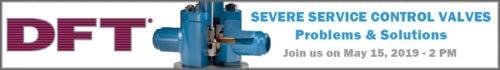 severe service control valve webinar