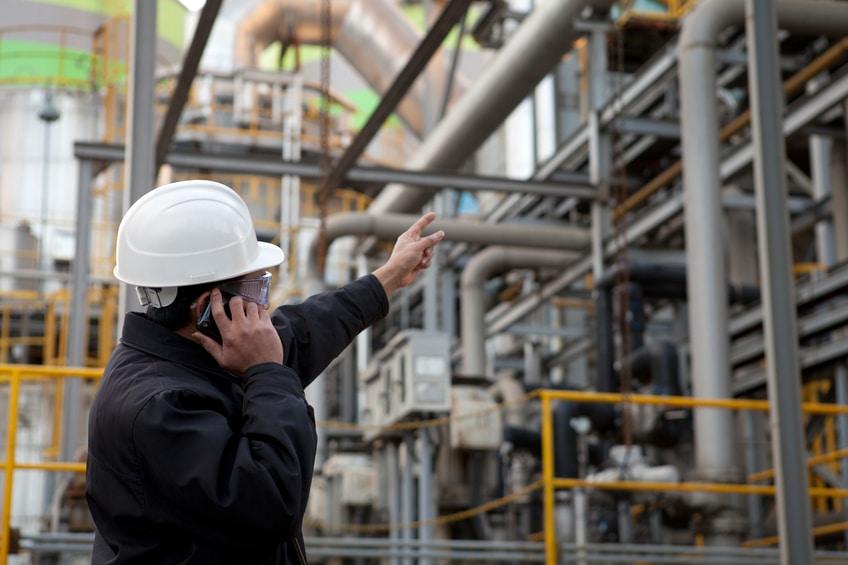Fall shutdown facility inspection