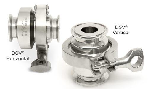 check valves DFT