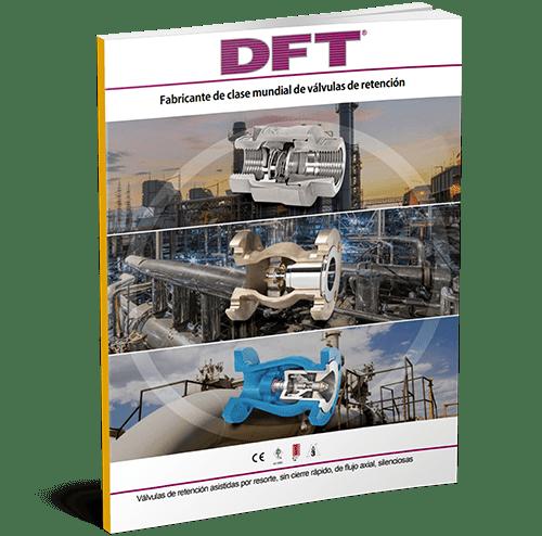 DFT Check Valve Brochure (Spanish)