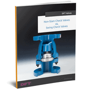 Non-Slam Check Valves vs. Swing Check Valves