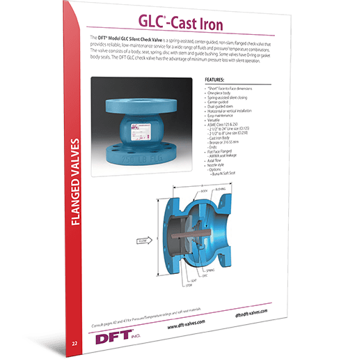 GLC®-Cast Iron