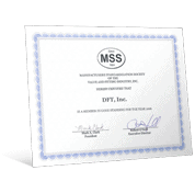 MSS Certificate